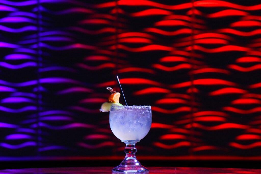 The Perfect Margarita at Vortex