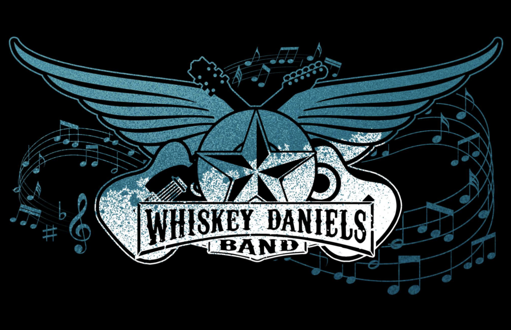 Whiskey Daniels Country Band Performing at Katy Vibes