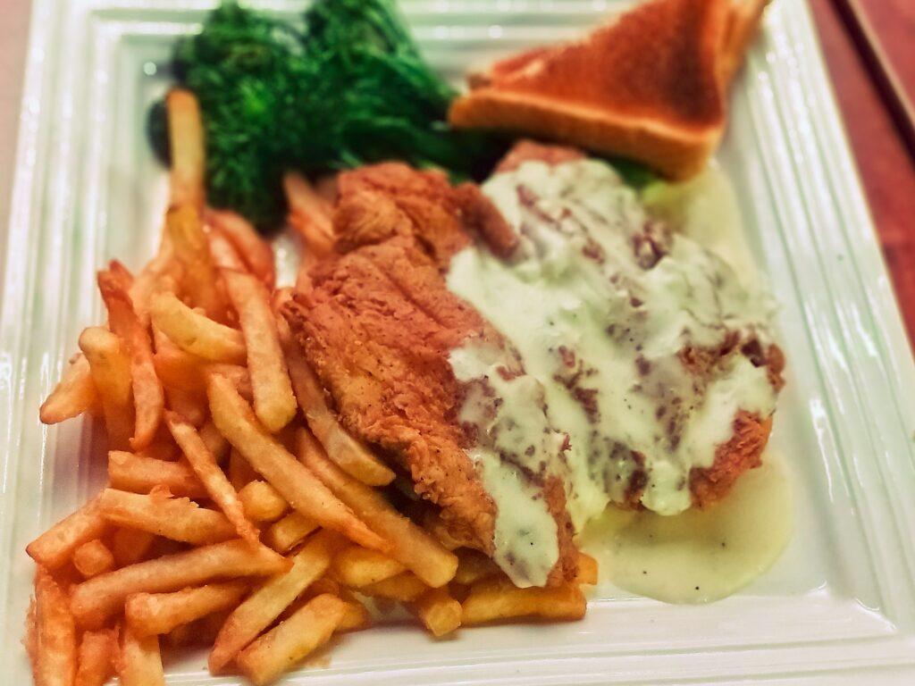 04 chicken fried steak