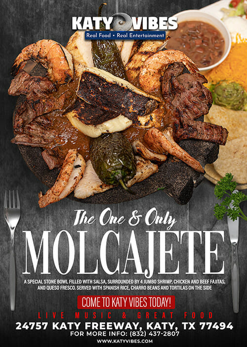 The One & Only Molcajete