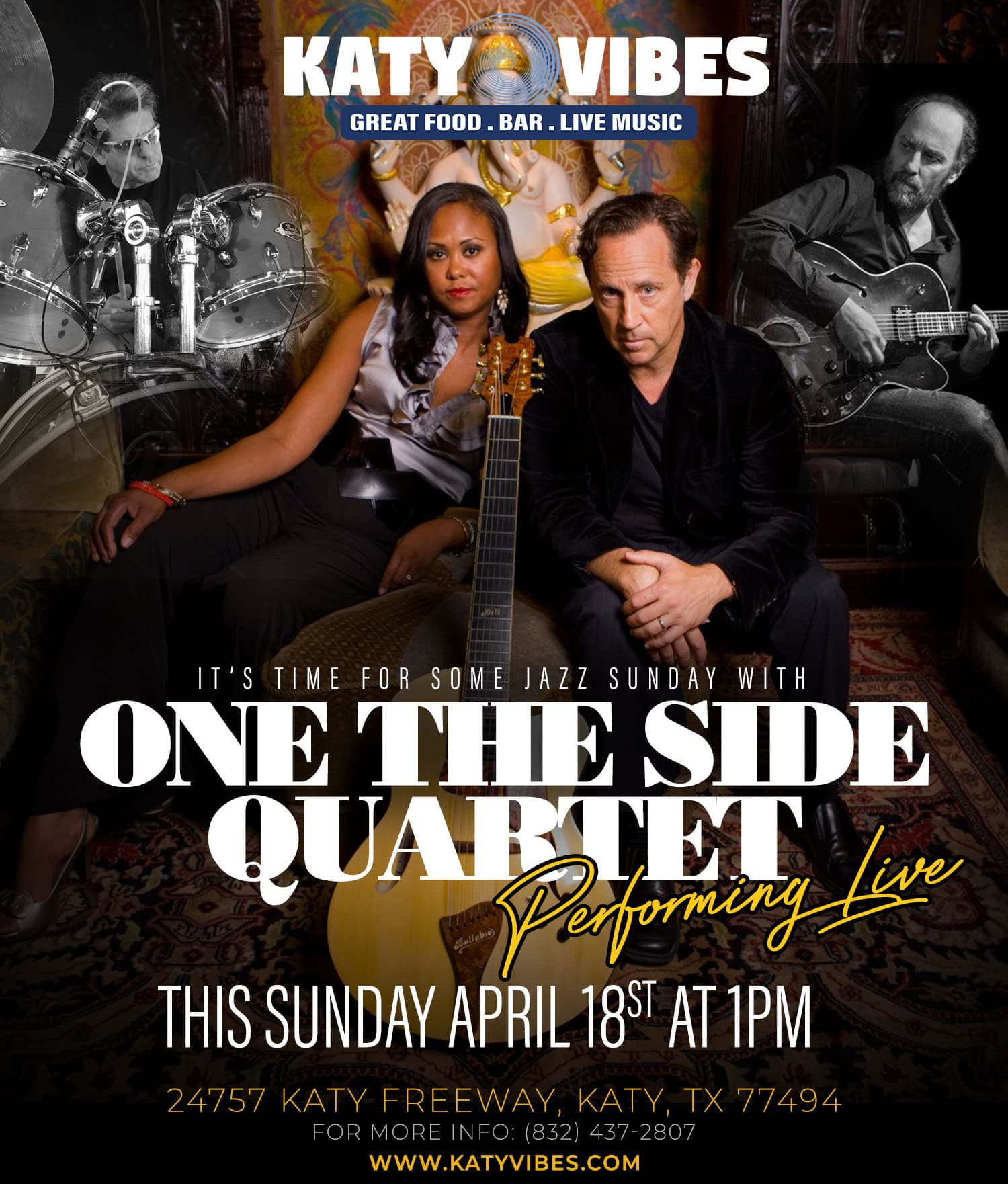 on the side quartet-sunday